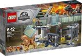 LEGO Jurassic World Ontsnapping van Stygimoloch - 75927