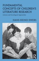 Fundamental Concepts of Children's Literature Research