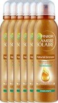 Garnier Ambre Solaire Natural Bronzer Spray Voordeelverpakking - Zelfbruiner