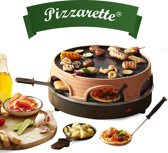 Emerio PO-113255.4 - Pizzarette - 6 personen