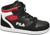 Fila Kinderen Zwarte sneaker klittenband - Maat 33