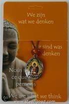 Zittende Boeddha hanger