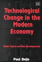Technological Change in the Modern Economy