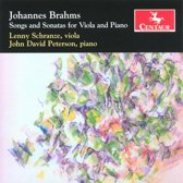 Songs And Sonatas For Viola And Piano