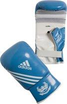 adidas Fitness - Zakhandschoenen - S/M - Blauw/Wit