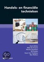 Handels- en financiële technieken