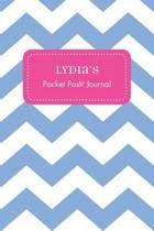 Lydia's Pocket Posh Journal, Chevron