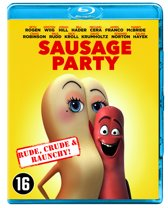Sausage Party (blu-ray)