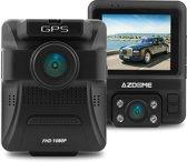 AZDome Dashcam voor auto GS65H Taxi 2CH Dual - GPS