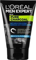L'Oréal Paris Men Expert Pure Charcoal - 100 ml - Anti-Blackhead Scrub