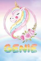 Genie: Want To Give Genie A Unique Memory & Emotional Moment? Show Genie You Care With This Personal Custom Named Gift With G