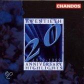 Chandos 20th Anniversary Sampler