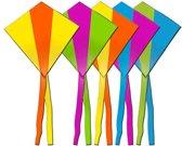 Rhombus vlieger voor kinderen