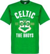 Celtic Established T-Shirt - Groen - L