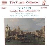 Vivaldi:Complete Bassoon Con.2