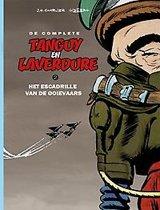 Tanguy en laverdure complete lu02. het escadrille van de ooievaars (luxe editie)