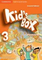 Kid's Box for Spanish Speakers Level 3 Flashcards