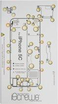 iScrews Schroeven organiser voor Apple iPhone 5c