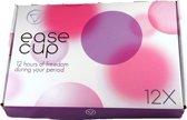 EaseCup menstruatiediscs - 12 stuks