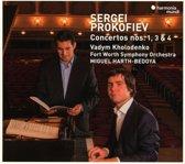 Prokofiev Piano Concertos No.1 3 &