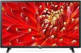 LG 32LM630BPLA tv 81,3 cm (32'') WXGA Smart TV Wi-Fi Zwart