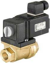 G3/4'' Messing 230VAC Magneetventiel Burkert 0131 48490 - 48490