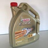 motorolie Castrol Edge 5W30 Longlife Titanium 5 Liter