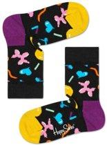 Happy Socks Kids Balloon Animal sokken, 0-12 mnd, Maat 15/18