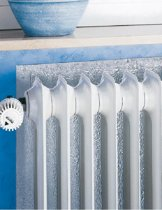 ProTools - Radiatorfolie - 100 cm x 55 cm - 0,55 m2 oppervlakte - Isolatiefolie - Verwarming folie - Isolatiemateriaal - Warmtefolie - Verwarmingfolie - Radiator folie - Energiekosten besparen - Reflecterende folie - Isolerende folie