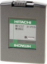 """Hikoki Bitbox 1/4"""" PZ 31-delig"""