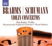 Brahms/Schumann: Violin Conc.