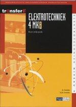 TransferE 4 - Elektrotechniek 4MK-DK3401 Kernboek