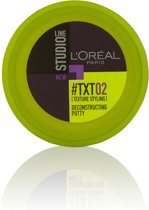 L'Oréal Paris Studio Line #TXT 02 Deconstructing Putty - 75 ml - Extreme Hold
