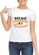 België T-Shirt - Vrouwen - Maat M