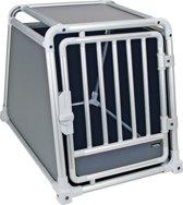 Kerbl Aluminium transportbox TravelProtect - 77 cm x 55 cm x 60 cm