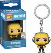 Pocket Pop Keychains : FORTNITE - Raptor