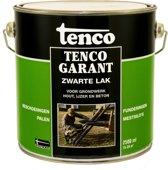 Tenco Tencogarant Zwarte lak - 2500 ml