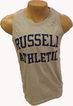 937151fa ussell Athletic Singlet Sportshirt casual - Maat 3XL - Mannen - grijs · Russell  Athletic