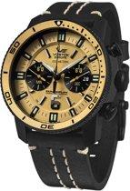 Vostok europe ekranoplan 6S21-546C512 Mannen Quartz horloge