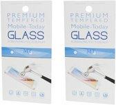 Samsung S6 Screenprotector- Glas - Premium Tempered - 1 plus 1 gratis