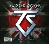 Twisted Sister - Live At The.. -Dvd+Cd-