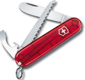 Victorinox My First Victorinox Zakmes - 9 Functies - Rood