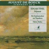 August De Boeck: Symphony In G / Edgar Tinel: Poly