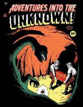 Adventures Into the Unknown #4