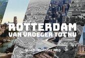 Rotterdam - van vroeger tot nu - Maandkalender 2019