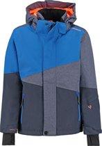 Brunotti Idaho - Wintersportjas - Jongens - Maat 176 - Space Blue