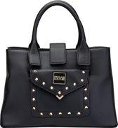 Versace Jeans Couture Dames Handtas Studs – Black