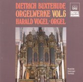 Buxtehude: Complete Organ Works Vol 6 / Harald Vogel