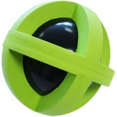 Happy Pet Tough Toys Boingo Bal - Groen of Rood - Assorti - 14 x 14 x 14 cm