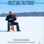 Violon Du Qeubec (Musique Du Monde)